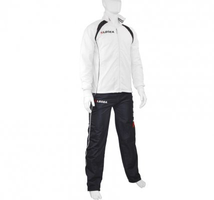 Klub Sport    Legea Souprava VENTO RELAX black white 54d8a98493